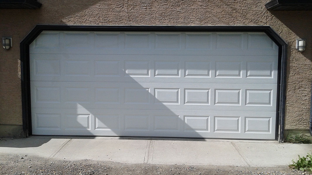 Stampede overhead door ltd calgary garage door services Exterior doors installation calgary